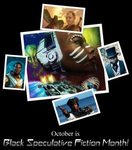 Black Speculative Fiction Month 4