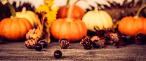 Autumnal Thanksgiving Arrangement
