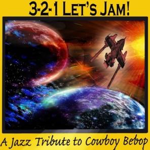 cowboy bebop concert graphic