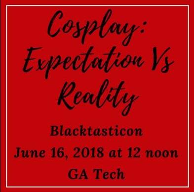 cosplay panel 6-16-18