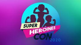 Super Heroines Con logo
